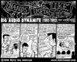 big audio dynamite,la storia del rock,discografia dei big audio dynamite,formazione dei big audio dynamite,recensioni musicali dei big audio dynamite,immagini discografiche dei big audio dynamite,video clip dei big audio dynamite,musica dei big audio dynamite,rockmania,